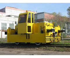 Battery Electric Shunter