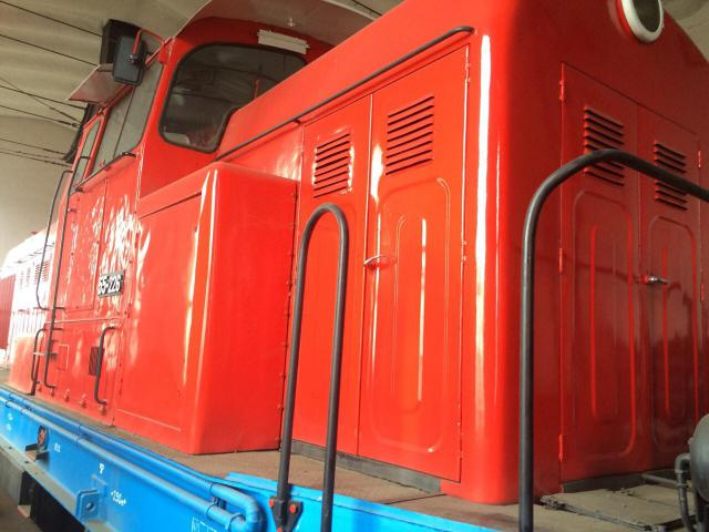 LDH 1250 after GENERAL REPAIR