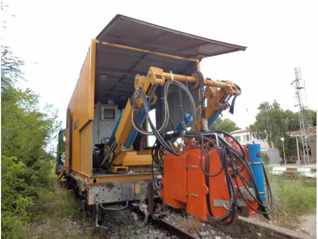 For Sale  Mobile rail-welding plant !