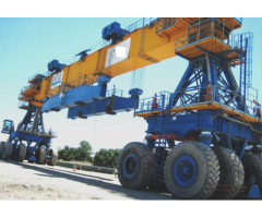 Mobile crane - self propelled 800 tons !