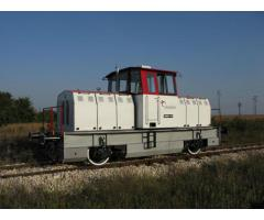 For sale new two-axle shunter or shunting robot