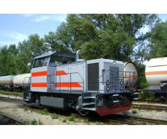 For sale , two-axle shunting loco, next generation