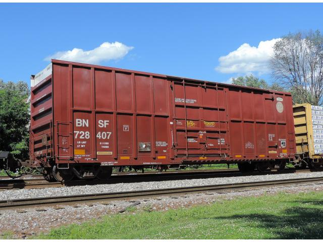 100  Box Car  AAR Type: A406